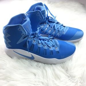 the best attitude 1dbe2 12a02 get nike shoes nike hyperdunk 2016 basketball shoes carolina blue c27e8  cd589
